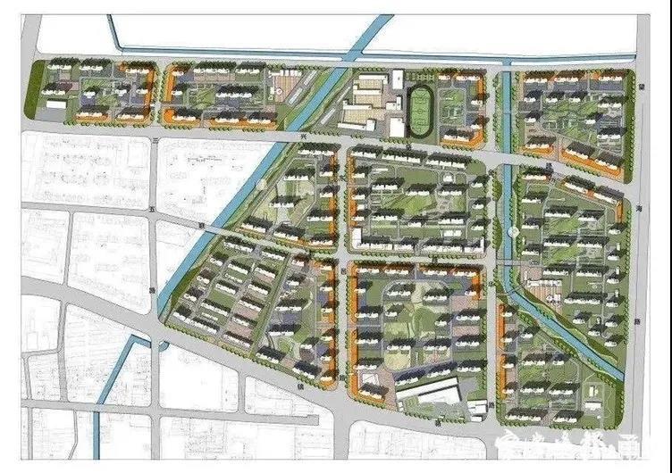 镇海董家畈超级居住区再次进入土拍!30万平方米安置房土地成交