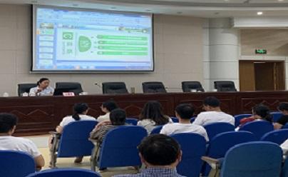 象山县政务办开展村级工程业务指导培训工作